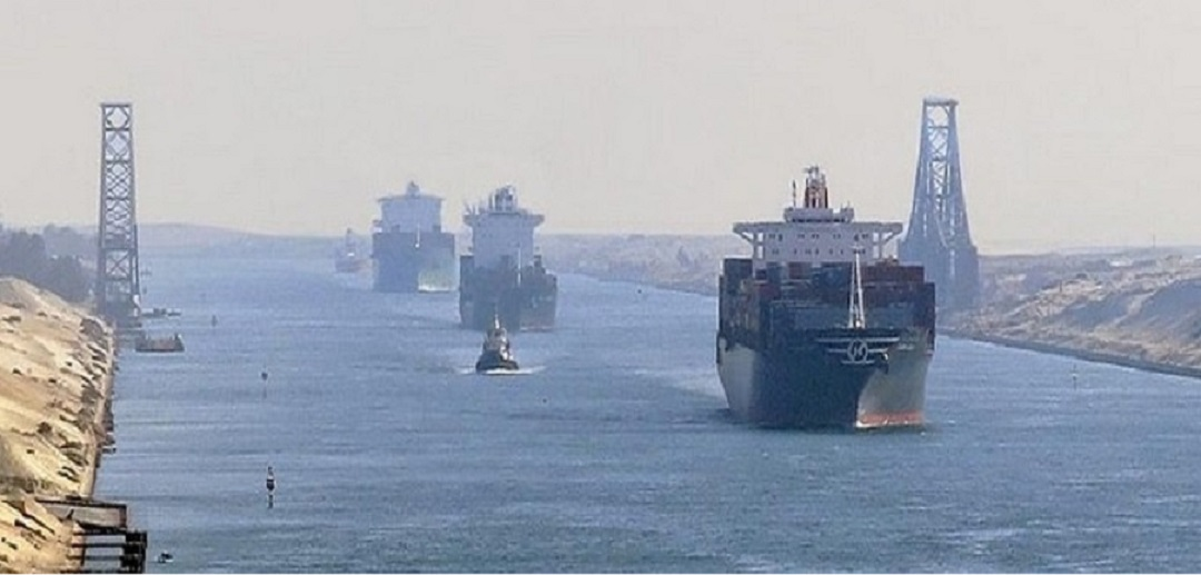 Important announcement for vessels under 10,000 tonnes transiting SUEZ CANAL